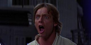luke screaming no star wars