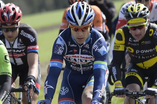 117404b77 Wanty-Groupe Gobert return to racing for first time after death of Antoine  Demoitié