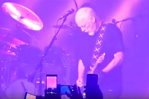 David Gilmour Honors Prince: Watch 'Comfortably Numb' Morph Into 'Purple Rain'
