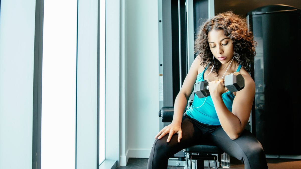 Weight loss: Why dumbbells can help you slim down as well as gain muscle