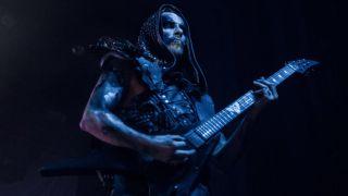 Behemoth's Nergal
