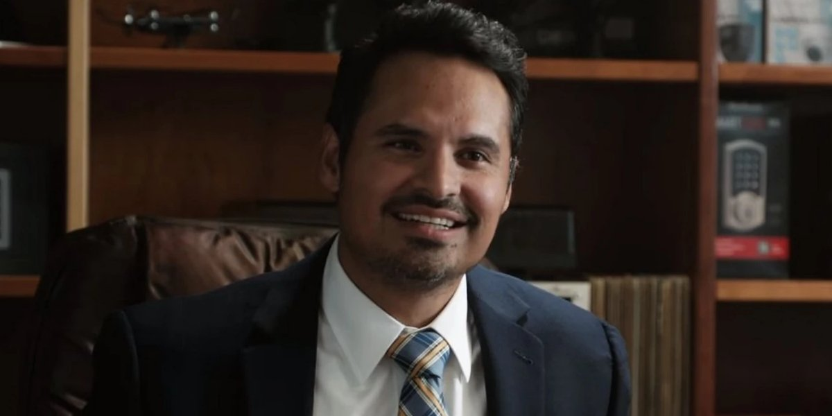 Michael Peña in Ant-Man and the Wasp