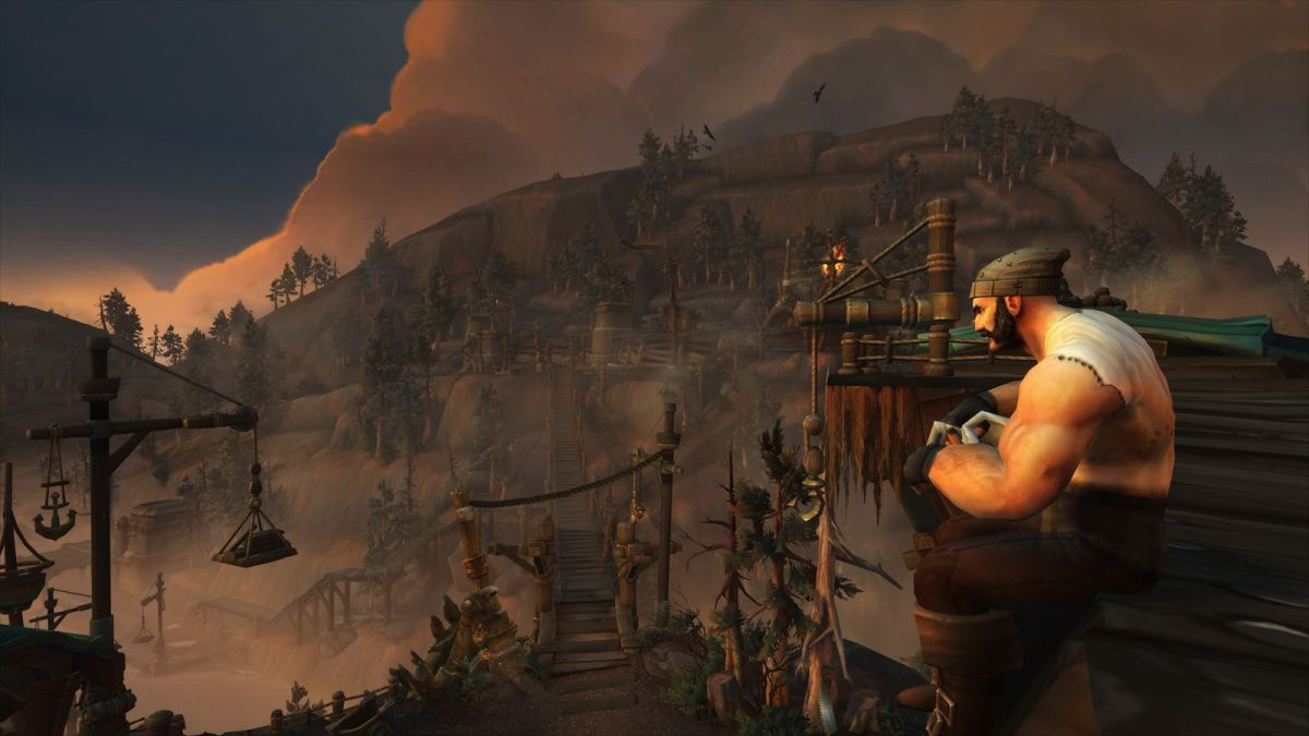 World of Warcraft: Battle for Azeroth - how to unlock World
