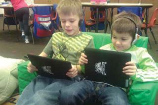 BRINGING 21ST CENTURY SKILLS TO A RURAL DISTRICT
