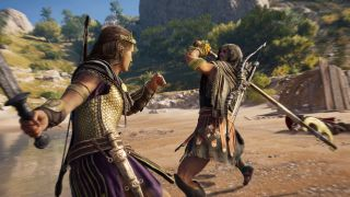 Ubisoft responds (again) about the forced Assassin's Creed