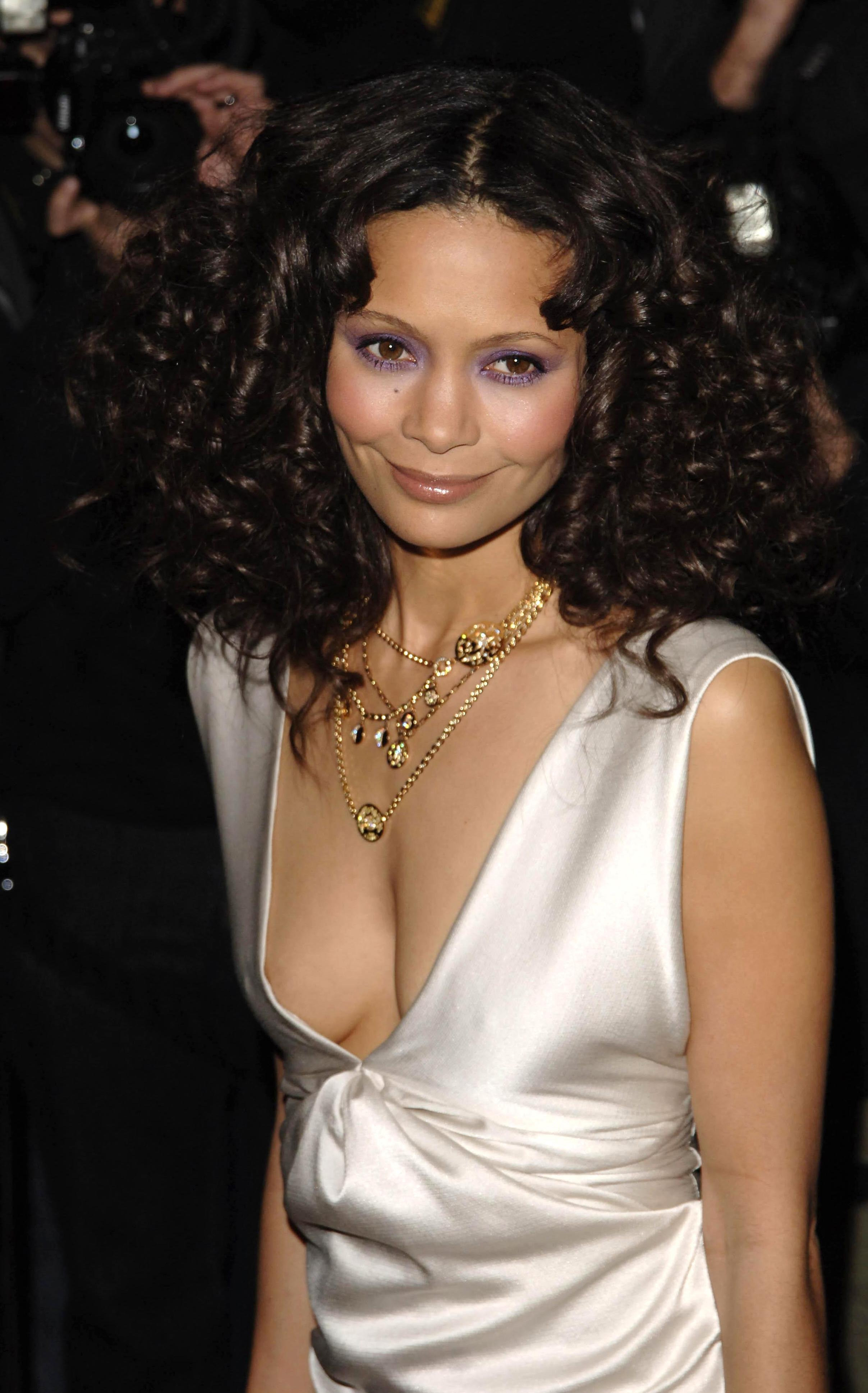 Thandie Newton Reveals Her Battle With Bulimia News