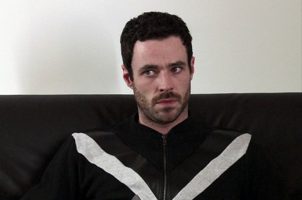 Corrie's Callum Logan played by Sean Ward