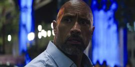 Red Notice: That Time Dwayne Johnson Was So Ripped He Couldn't Fit Into A Porsche During Filming