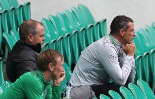 Celtic v Hibernian – Pre-Season Friendly – Celtic Park