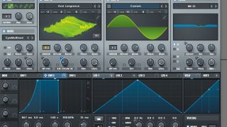 How to understand Xfer Records Serum's modulation setup