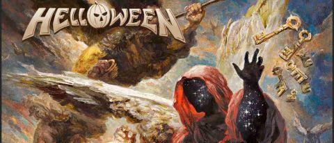 Helloween - Hellloween album cover
