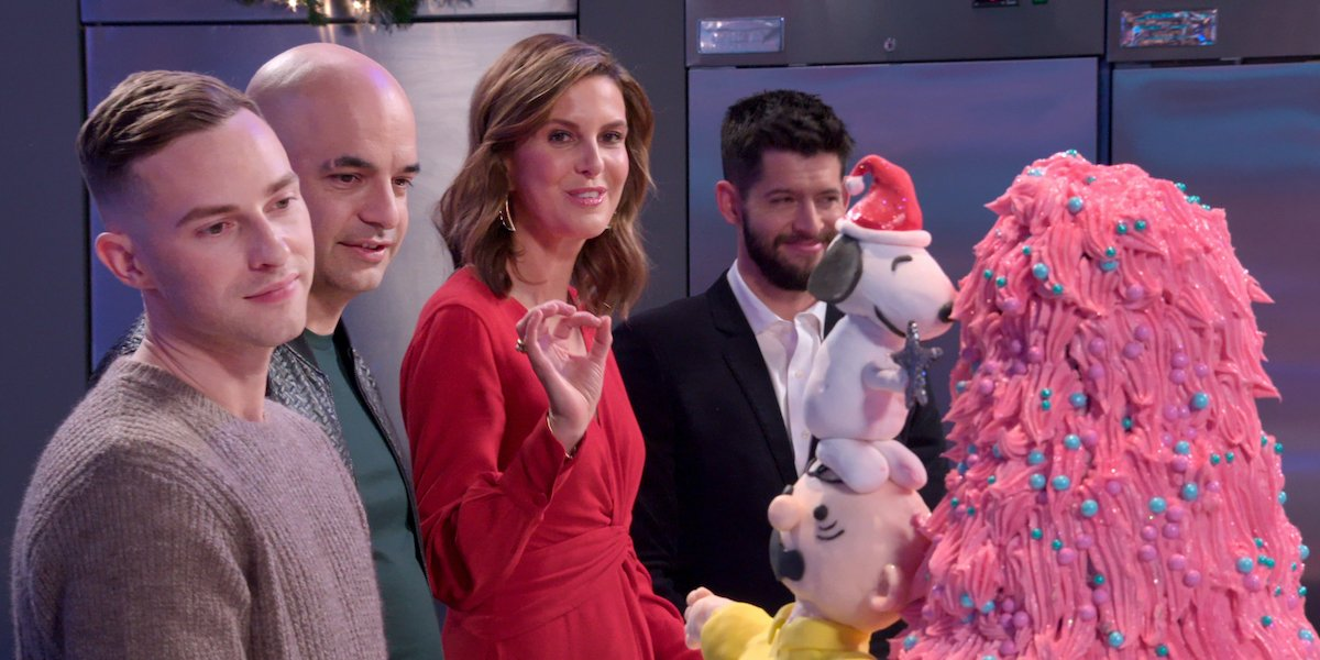 How Netflix's Sugar Rush Christmas Recreated The Holiday Magic For Season 2 Of Baking Competition