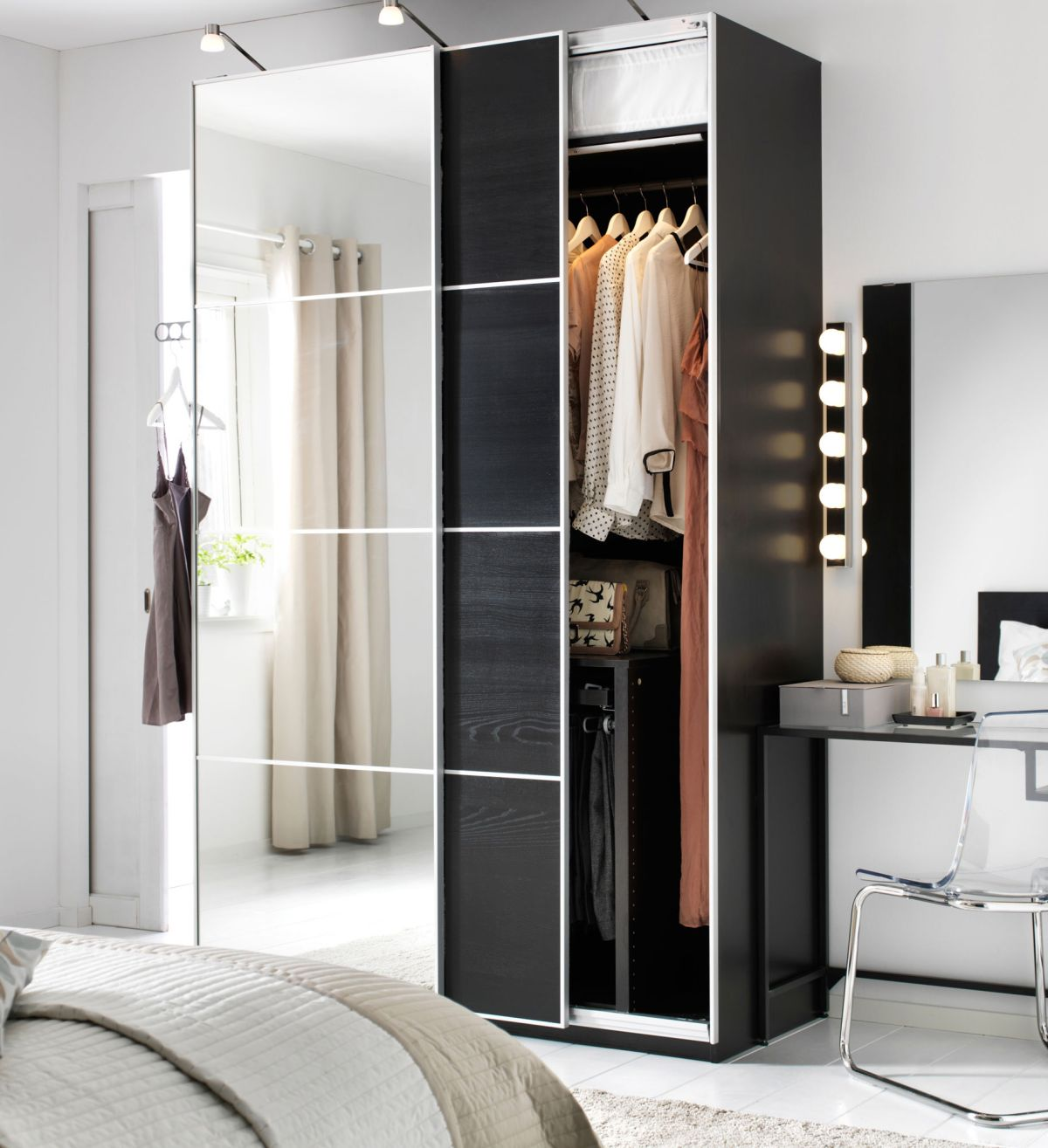 Bedroom storage ideas: 40 clever and stylish solutions | Real Homes