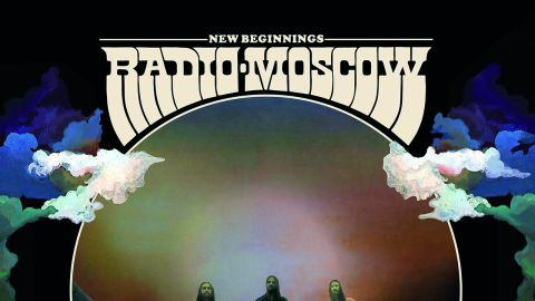 Cover art for Radio Moscow - New Beginnings album