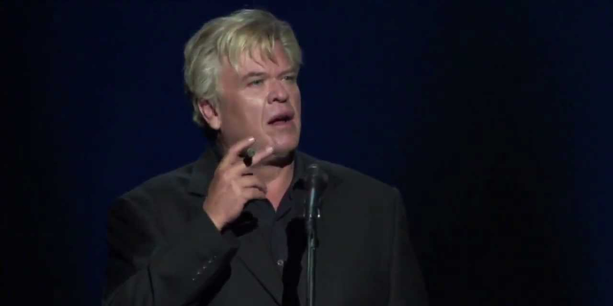 Ron White in A Little Unprofessional
