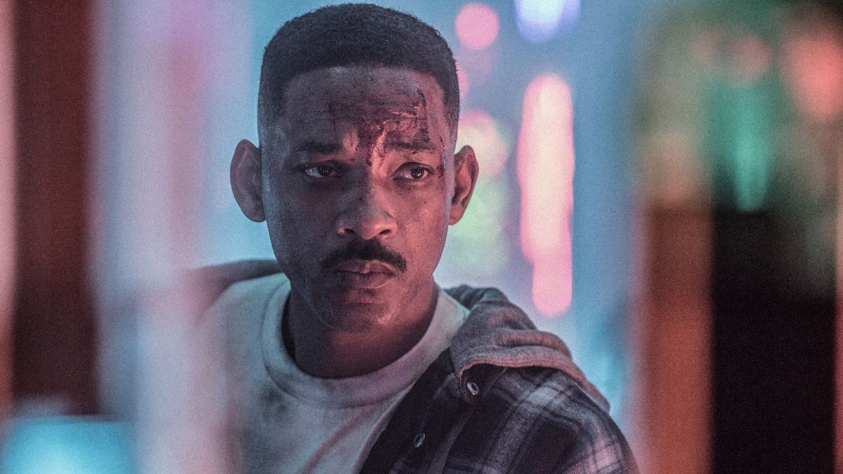 Netflix is making another Will Smith movie – but this one might be good