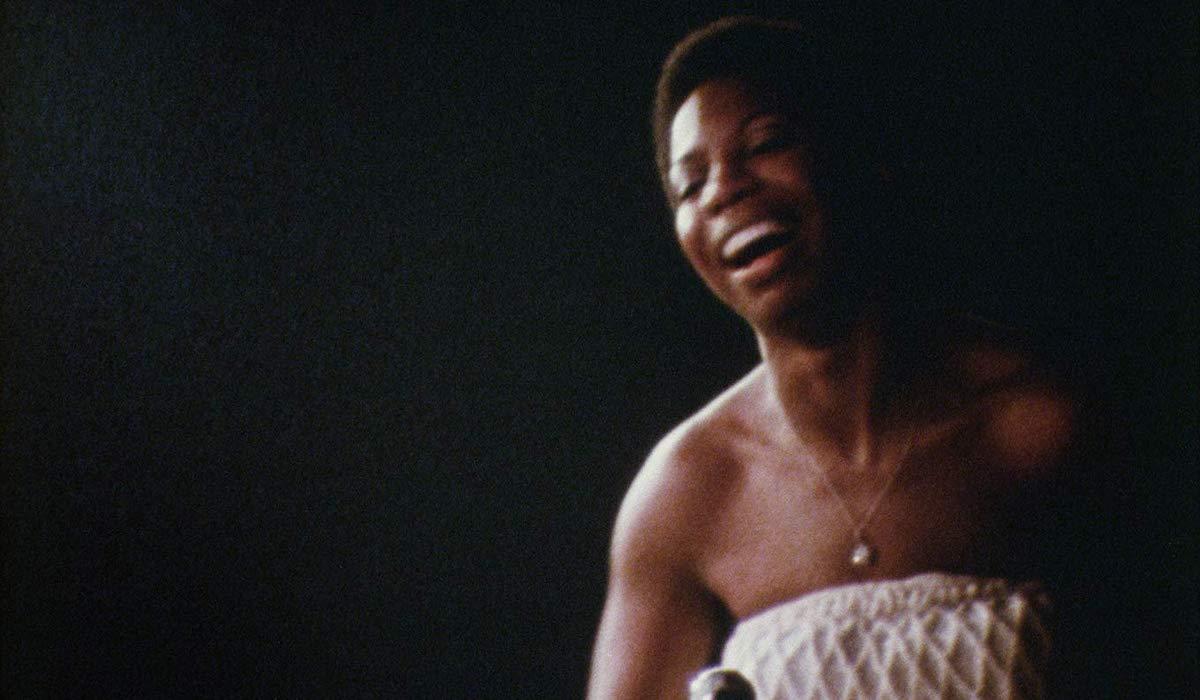 Nina Simone in What Happened, Miss Simone?