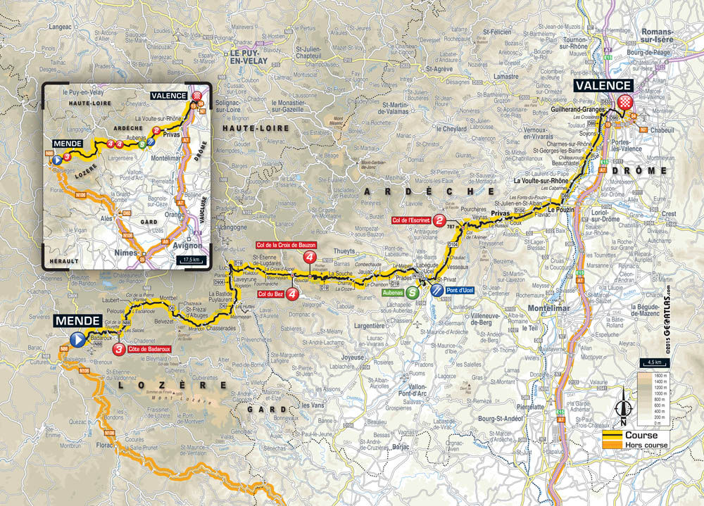 Tour de France 2015 stage 15 preview