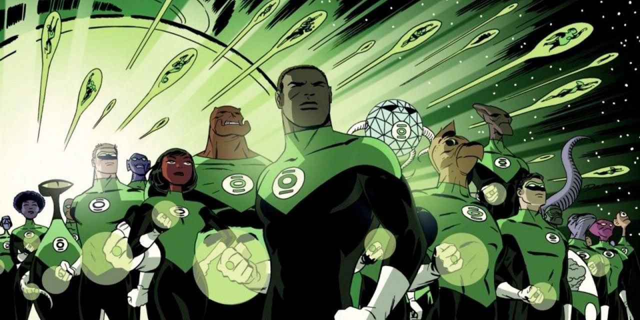 10 Green Lanterns We Want to See in The Upcoming HBO Max Series