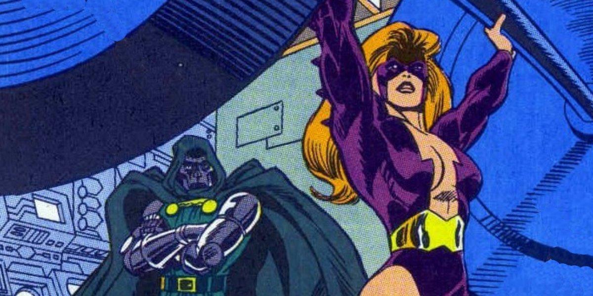 Doctor Doom and Titania