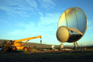 U.S. Naval Observatory to Participate in SETI's Allen Telescope Array Effort