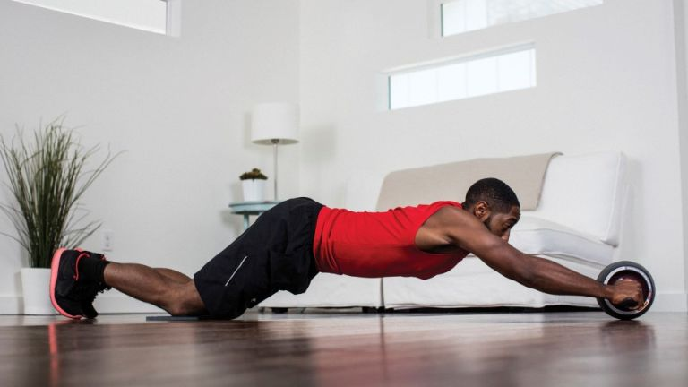 how to use an ab roller