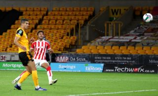 Wolverhampton Wanderers v Stoke City – Carabao Cup – Second Round – Molineux