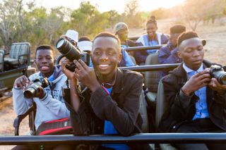 Canon teaches young people wildlife photography to help preserve biodiversity