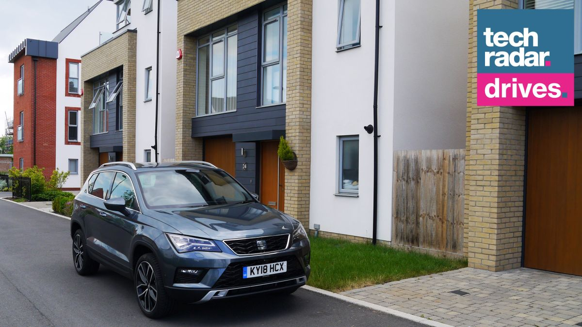 Seat Ateca (2018): a tech-filled SUV that's moving-house qualified