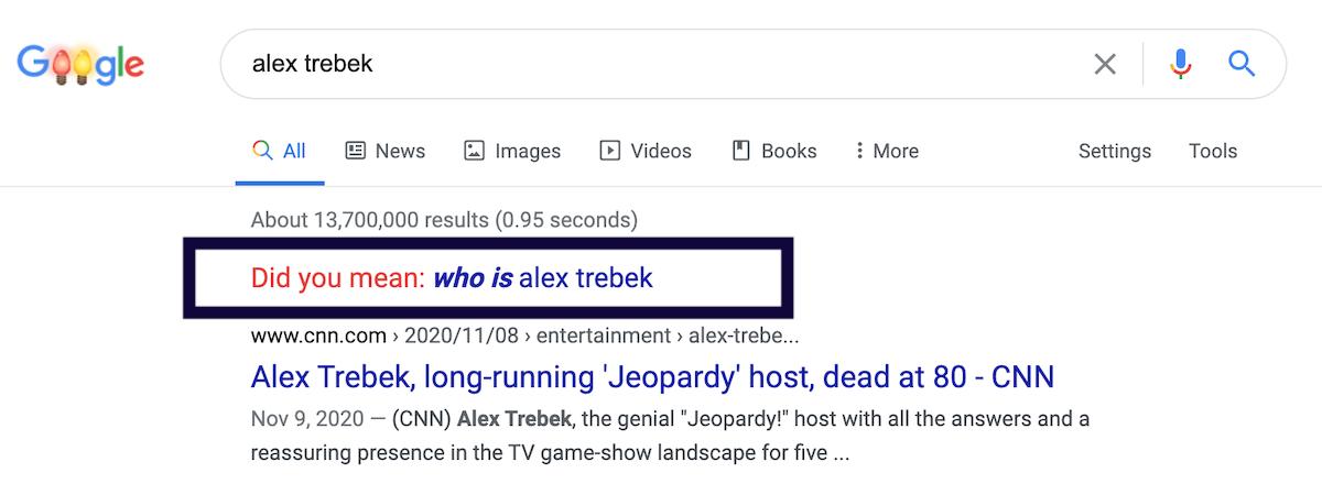 google alex trebek