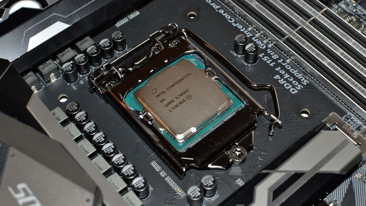 Intel's technical documents hint at 8-core Coffee Lake CPUs launching this year