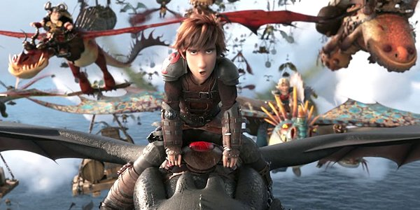 Jay Baruchel Hiccup How to Train Your Dragon 3 The Hidden World