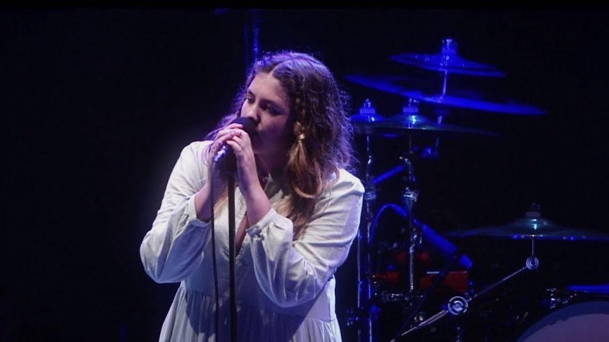 Watch Eddie Vedder's daughter Olivia perform My Father's Daughter
