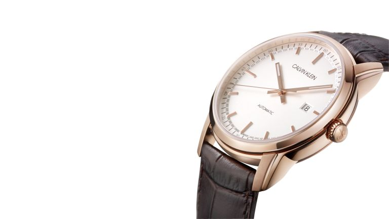 Calvin Klein's new automatic watch is a genuine bargain