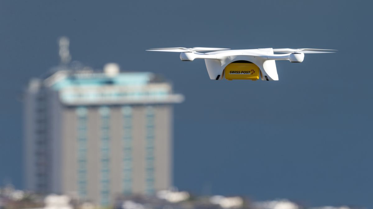 Vampires rejoice! Australia Post is considering delivering blood by drone