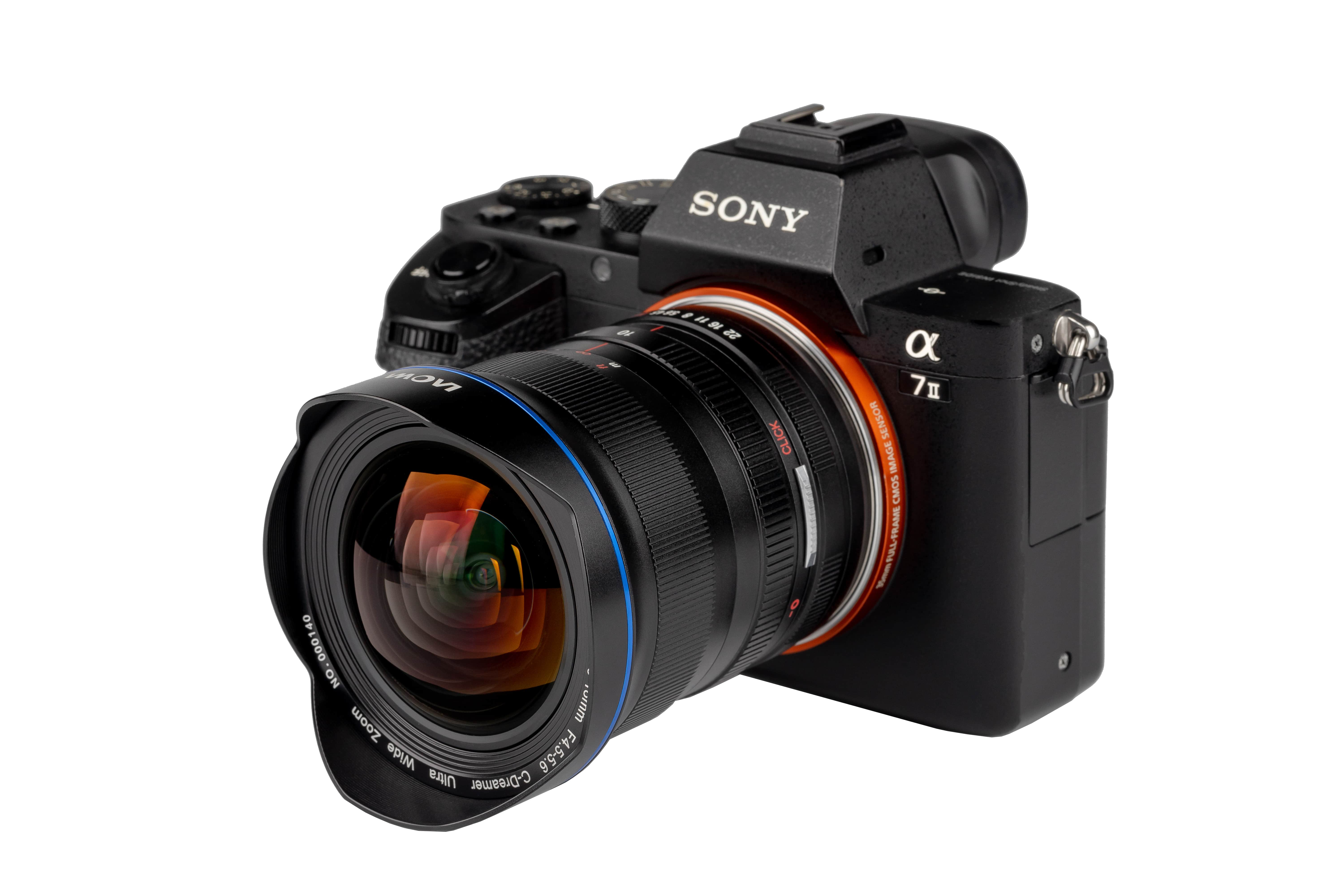 Laowa 10-18mm: widest ever zoom for Sony full-frame