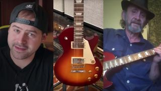 Jared Dines buys Gibson Les Paul for military veteran