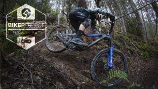 Mountain bike slang