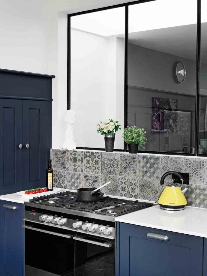 Blue Kitchen Ideas Powder Blue Navy Blue Dark Kitchen