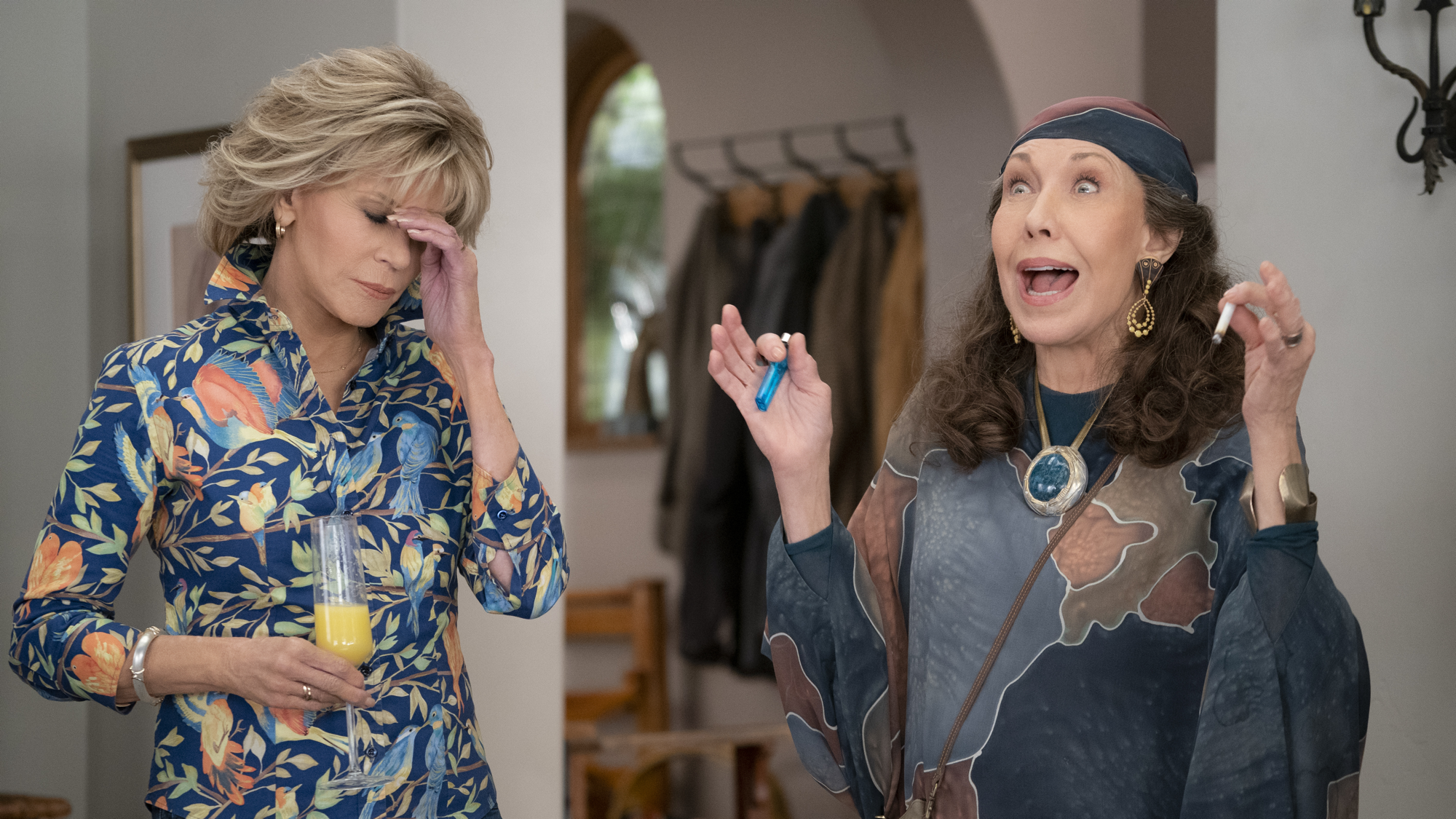 Grace and Frankie ending on Netflix