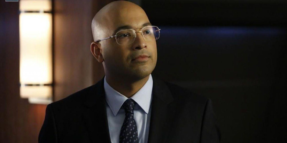 Maximiliano Hernández as Jasper Sitwell on Agents of S.H.I.E.L.D. (2013)