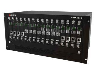 Arista Announces ARD-5816-31 AV-over-IP Cluster