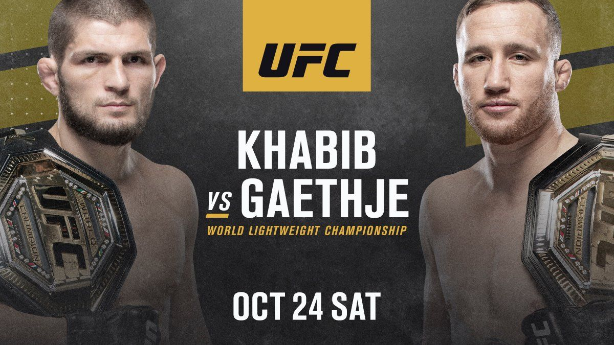 UFC live stream ESPN PPV guide: watch UFC 254 online for Khabib vs Gaethje