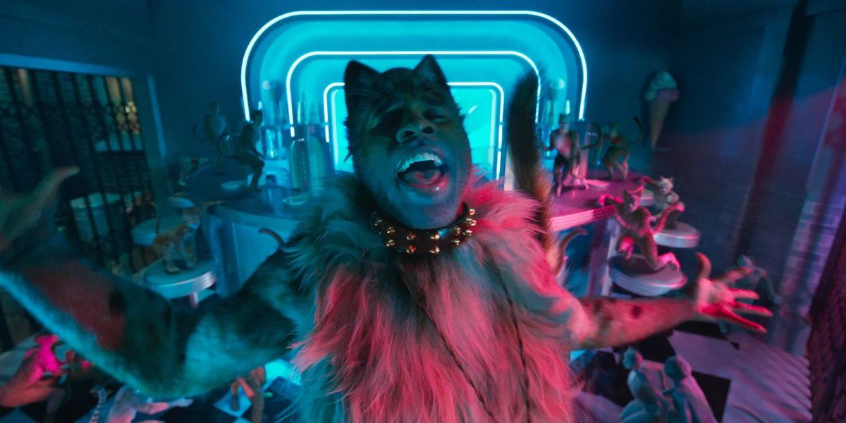 Jason Derulo as Rum Tug Tugger in Cats