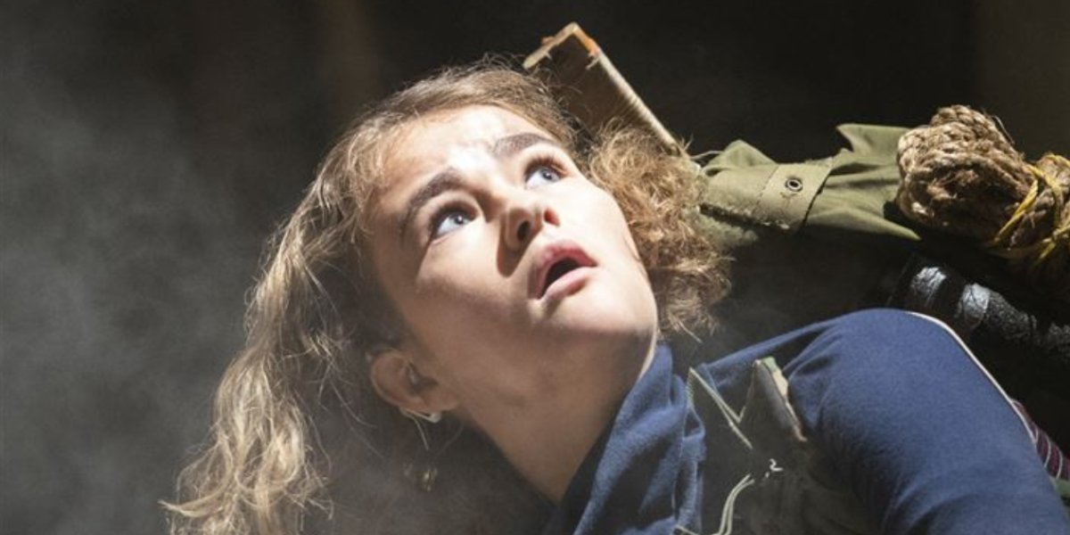 Millicent Simmonds in A Quiet Place Part II