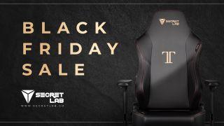 Secretlab Black Friday deals