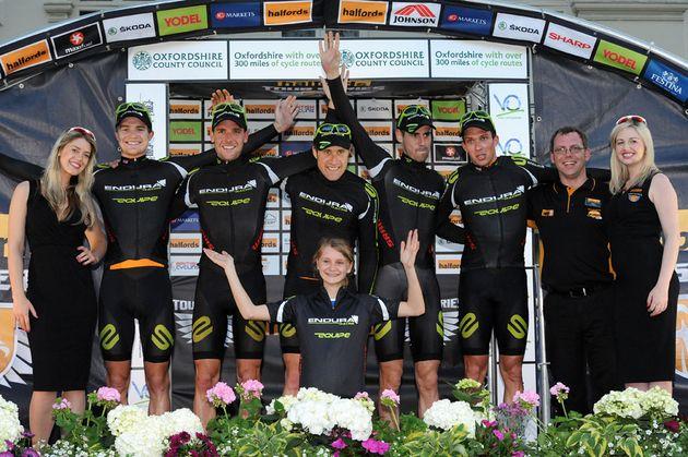 Endura, team winners, Tour Series 2012, Oxford