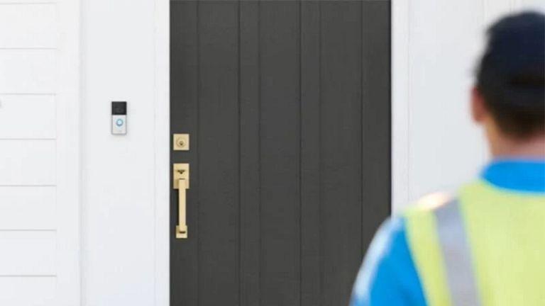 best video doorbell: Ring Video Doorbell 3 Plus