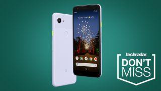 Google Pixel 3a deals