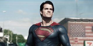 Henry Cavill Superman DC